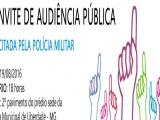 Audiência Pública - Convite