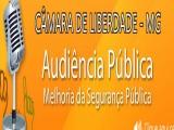 Áudio da Audiência Pública